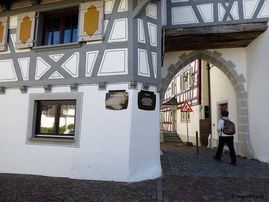 Markdorf, Obertor