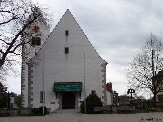 Pfarrkirche St. Peter und Paul Owingen