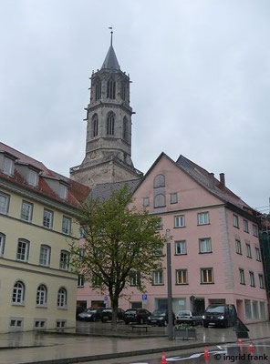 Turm der Kapellenkirche