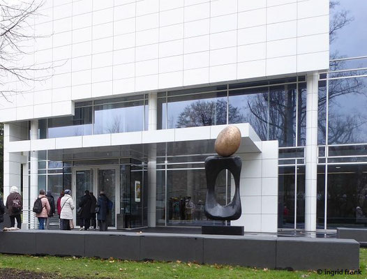 Museum Frieder Burda, Lichtentaler Allee, Baden-Baden