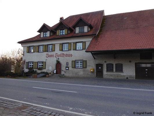 Gasthaus Zollhaus Giessenbrück