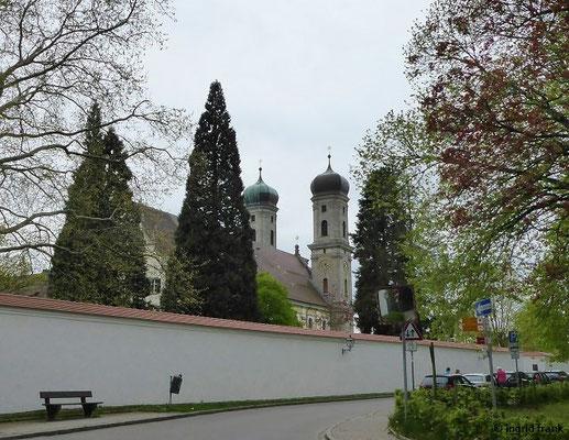 Schlossskirche Friedrichshafen, von Osten gesehen