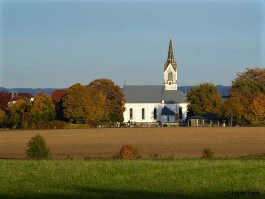 Pfarrkirche St. Nikolaus Schmalegg