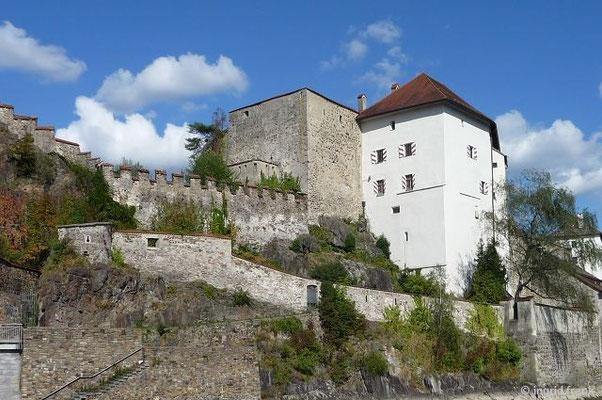 Georgsberg mit Veste Niederhaus