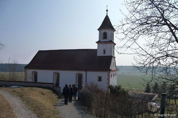 Filialkirche St. Anna in wechsetsweiler