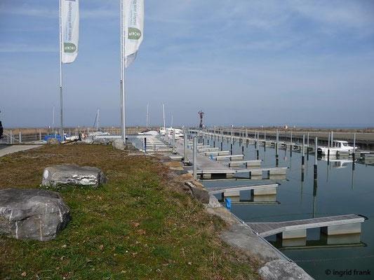 Hafen am Rheinspitz