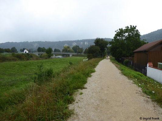 Brücke über die Altmühl bei Arnsberg