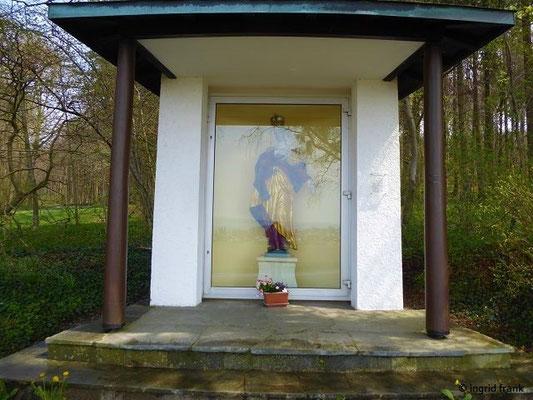 Kapelle der Mater dolorosa nahe der Freizeitanlage Grüner Berg, Baindt
