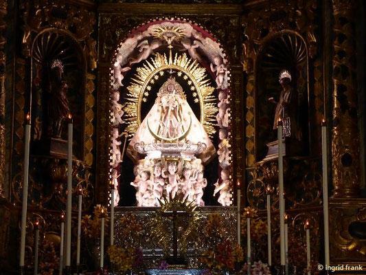 Virgen de las Nieves, Schutzpatronin von La Palma