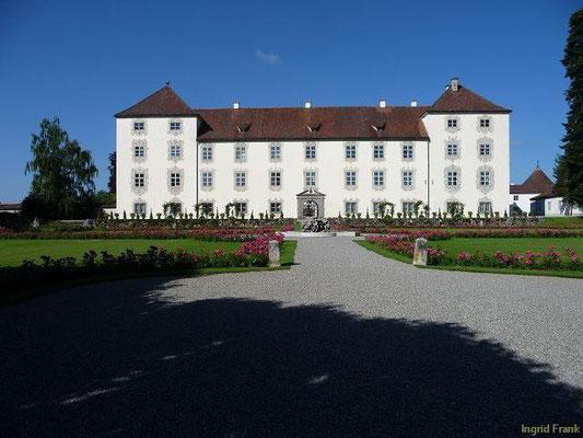 Schloss Zeil, von Osten gesehen