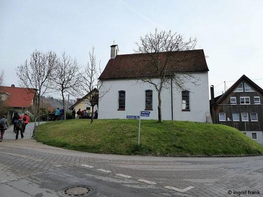 Marienkapelle Weiler