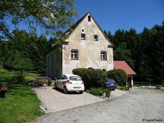 Kirche des ehemaligen Frauenklosters Weppach