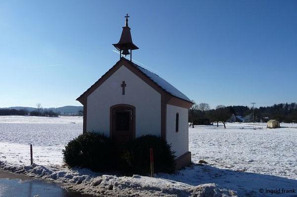 Wegkapelle Fronhofen-Ried
