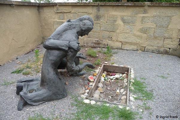 Denkmal für totgeborene Kinder auf dem Michaelsberg