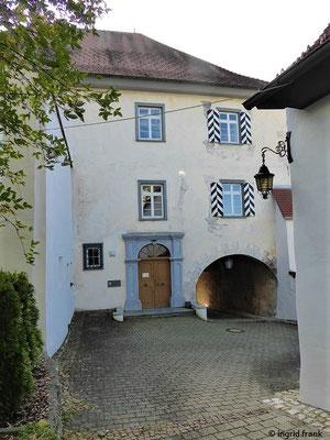 Hettingen, Schloss