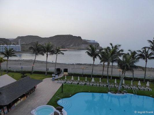 Playa del Cura am Morgen