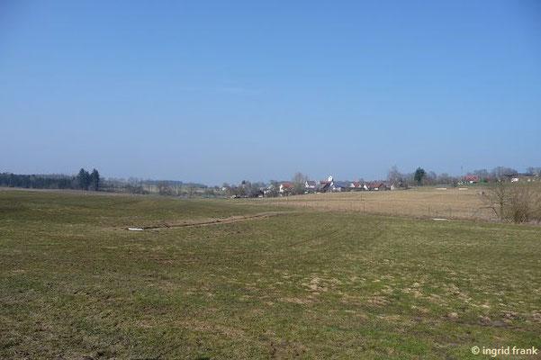 Blick Richtung Danketsweiler