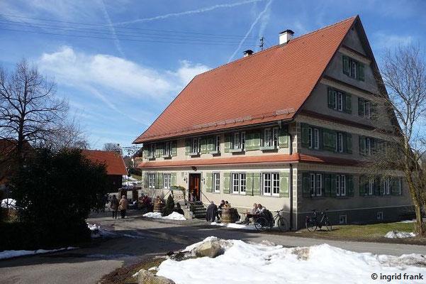 Gasthaus Ochsen in Pfärrich