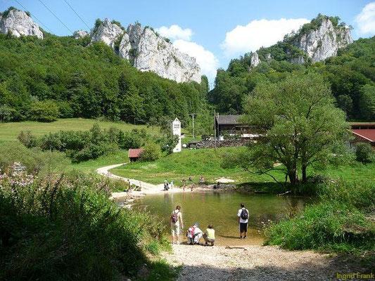 Im Donautal beim Jägerhaus
