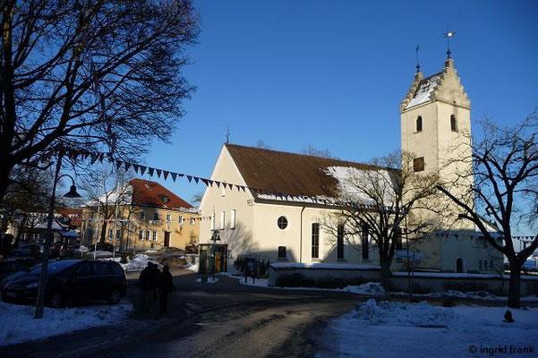 Kath. Pfarrkirche St. Laurentius Blitzenreute