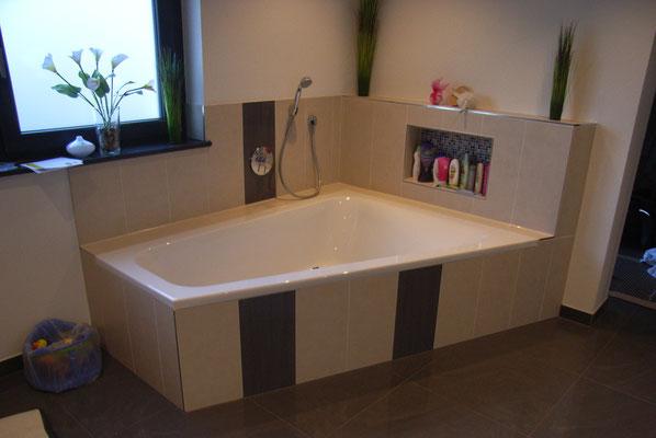 Beispiel 2 Sanitäre Einrichtung - Blechnerei Marxzell