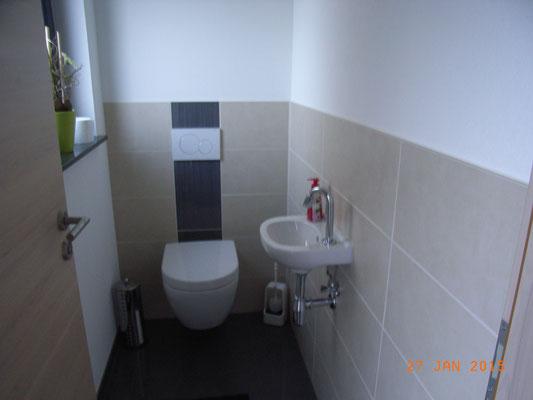Beispiel  Sanitäre Einrichtung - Blechnerei Marxzell
