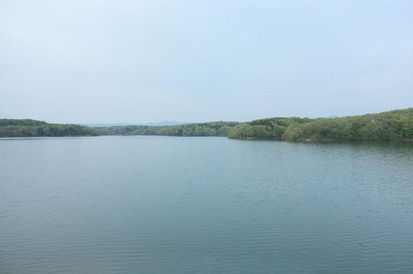 山口貯水池
