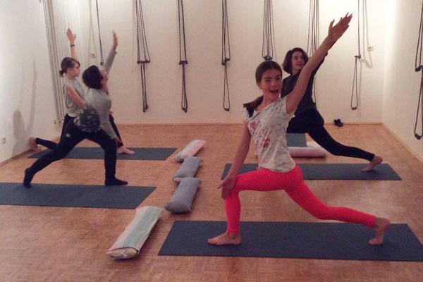 Teens-Yoga