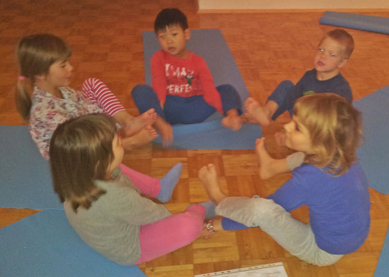 Fotos Jippie-Yoga-Kids 4-7