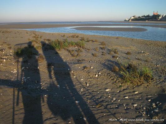 traversée baie de somme+le crotoy+st Valery sur somme+guide nature baie de somme+rando+balade+promenade+sortie