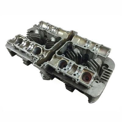 Motorrad / Suzuki GS1100G, Zylinderkopf, vorher