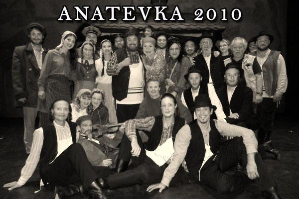 Anatevka - Konzertdirektion Landgraf