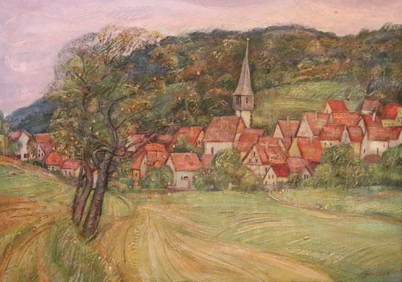 The Black Forest, Alexandr Zlatkin, , Öl, Leinwand, 70x50, ID1175