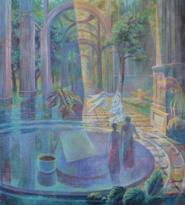 Wir, Vladimir Skripnik, , oil, canvas, , ID1106, Privatsammlung