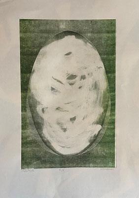 Egg, Shihab Vaippipadath, undatiert, Druck, Papier, 31x48cm, ID1748