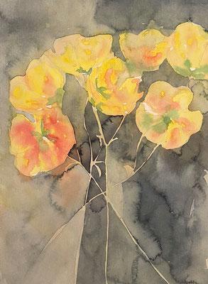 Blumen, Shihab Vaippipadath, undatiert, , Papier, cm, ID1713