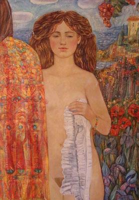 Salomith, Alexandr Zlatkin, , Öl, Leinwand, 70x100, ID1124