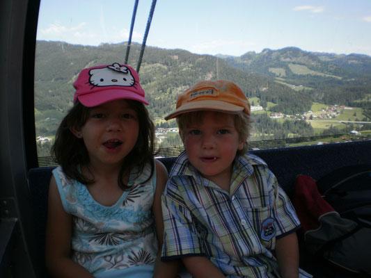 Ausflug mit den Kindern zum Burmiwasser