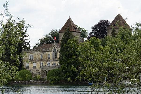 Hecht Gottlieben - Hotel & Boarding House - Schloss Gottlieben