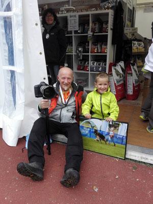 Fotograf Guus schenkte Jack das Bild von der holländischen Siegerschau