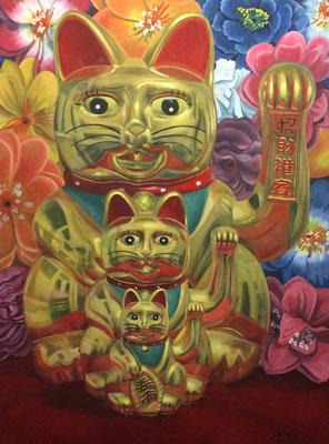 Shing Shang Shung, 120x90cm, Eitempera auf Leinwand
