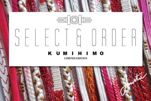 KUMIHIMO BRACELET SELECT&ORDER