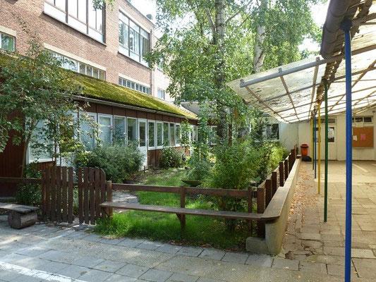 Petit jardin cour des Tilleuls