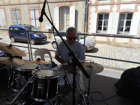 Rockandco à Sézanne Retro Mobile