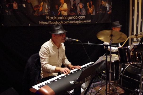 Rockandco concert au Bureau Reims