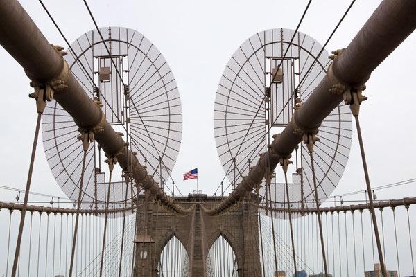 Harry  Benhaiem, N. O. B. O. D. Y, Brooklyn Bridge
