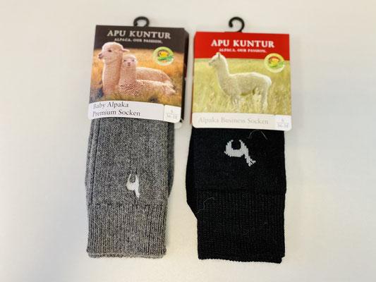 Alpaka Premium Socken/Alpaka Business Socken