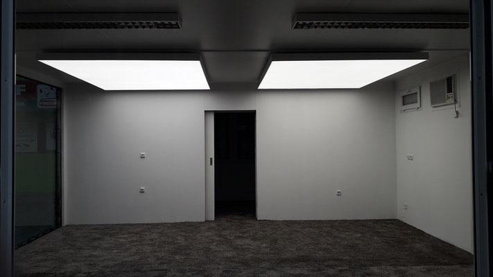 LED Lichtdecken 180x240cm Bürocontainer München