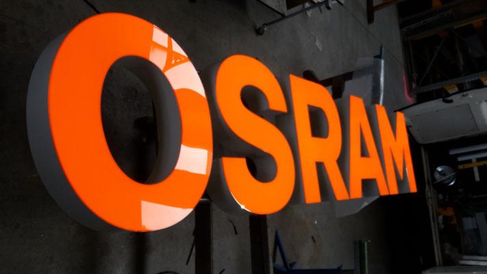 OSRAM LED Buchstaben Profil 5 s München