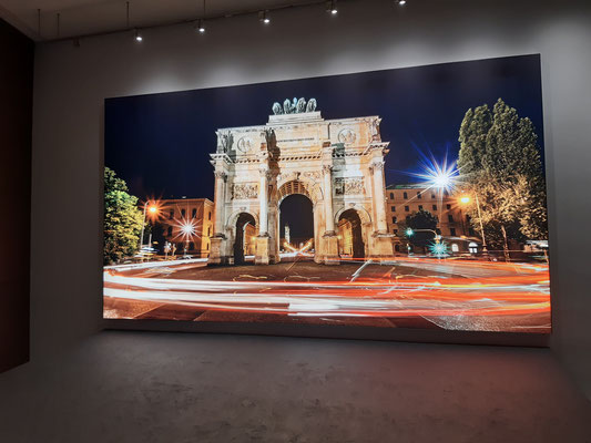 LED Frame München 5x3m